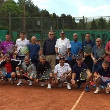 Tréningový pobyt hráčov Awali Lawn Tennis Club