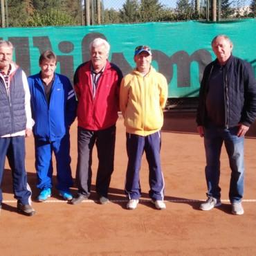Náš tím seniorov 65+ druhý na Majstrovstvách Slovenska